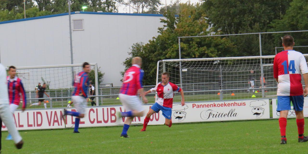 Zat-2 wint eerste officiële wedstrijd