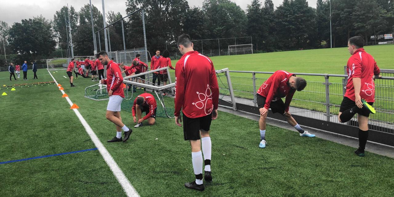 Tijdelijk nieuw trainingsschema