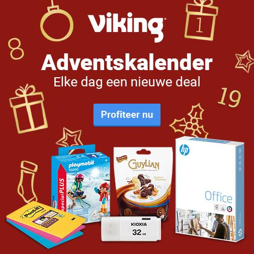 Viking adventskalender. Elke dag een nieuwe deal!