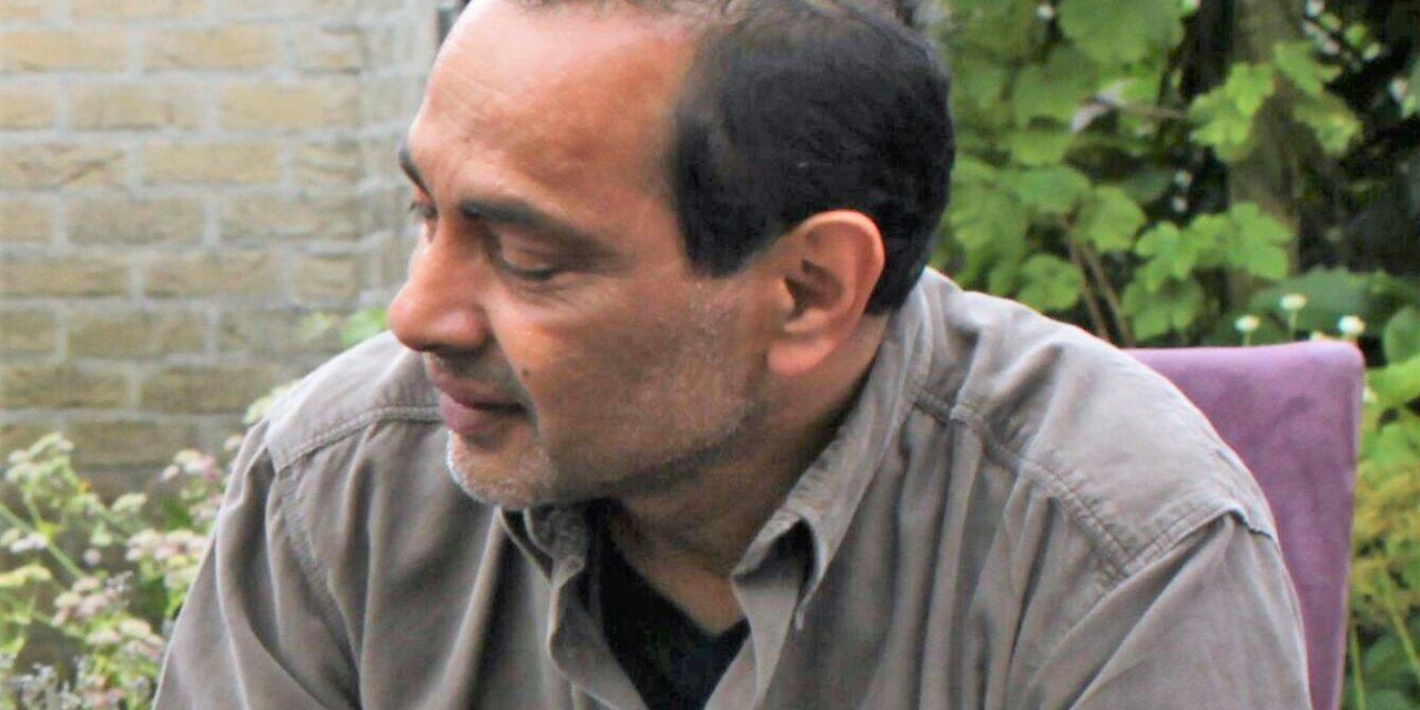 Afscheid van Harry Ramdajal