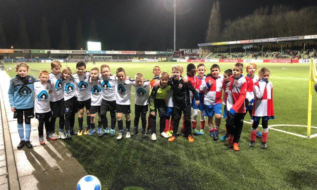 Teambuilding in stadion FC Dordrecht