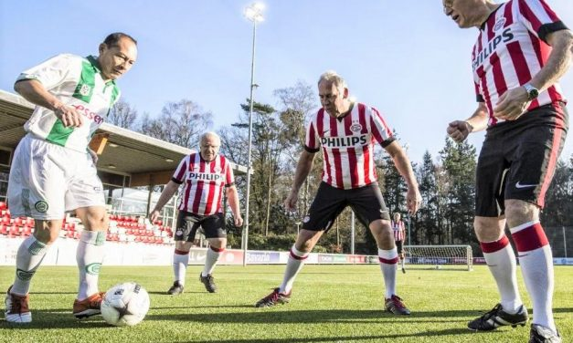 Zin in potje walking football?
