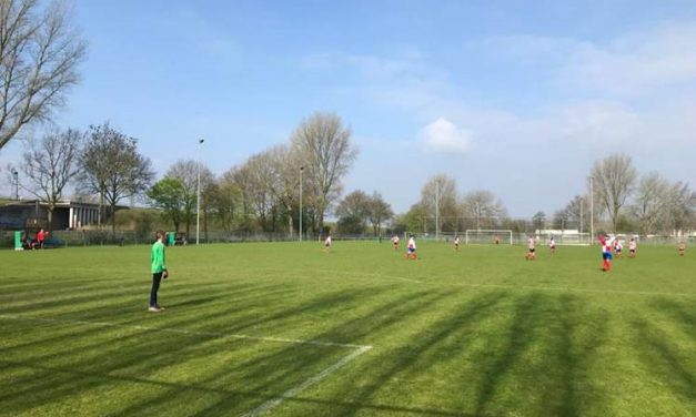 Beloning in slotseconde voor JO13-2