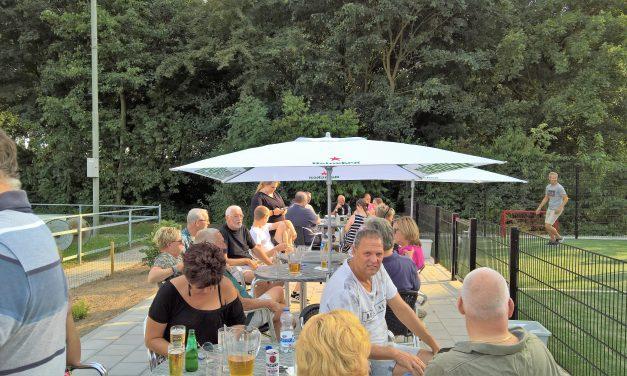 Vrijwilligersbarbecue sluit seizoen af