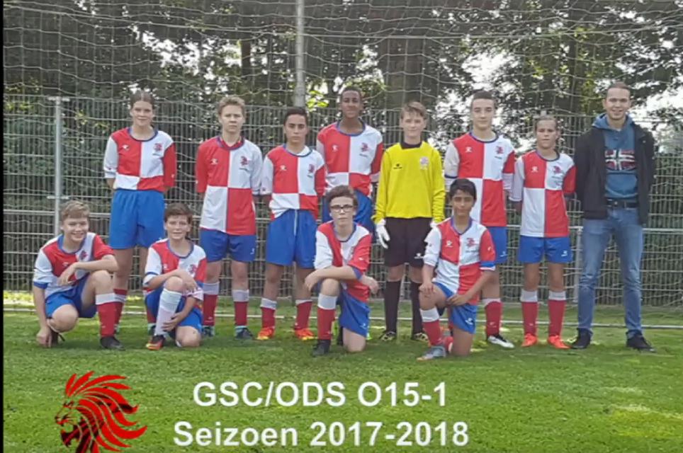 Samenvatting alle doelpunten JO15-1 2017/2018