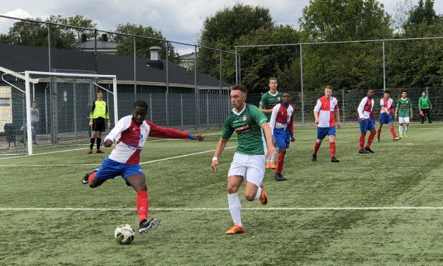 JO19-1 Ruikt 45 minuten aan stunt tegen FC Dordrecht