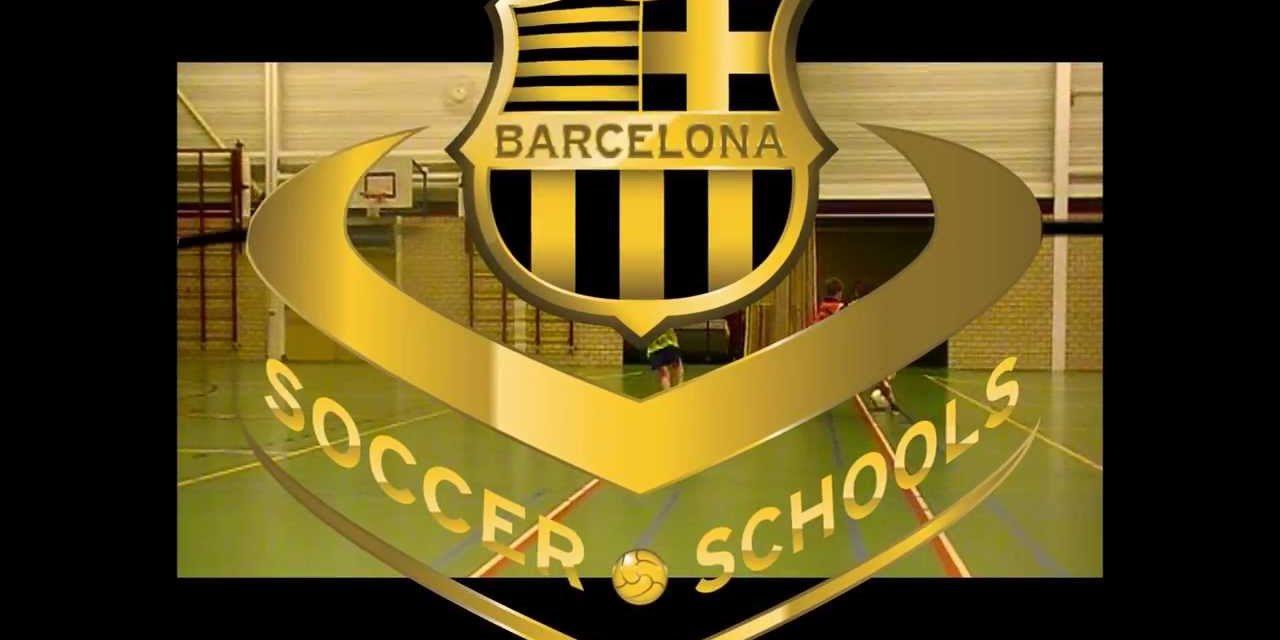 Barcelona Soccer Schools in de Drechtsteden