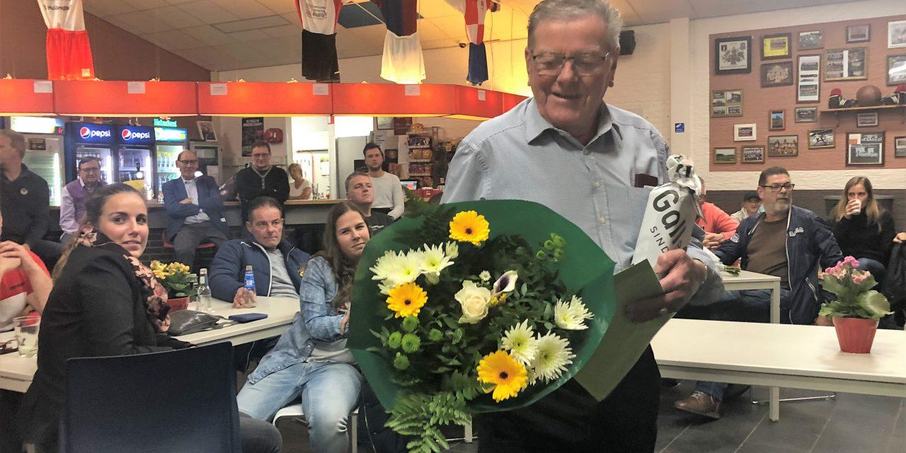 Verrassing voor Piet Bax