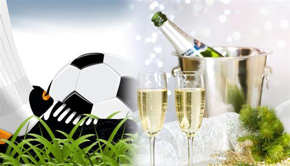 Oliebollen Cup en nieuwjaarsreceptie