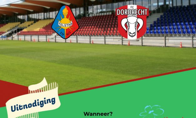 Walking Footballers naar Telstar